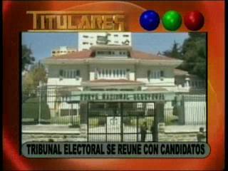 Tribunal Electoral inicia reuniones con candidatos a elecciones judiciales
