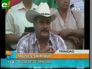 """Anuncian """"manifestaciones pacificas"""" en apoyo a Ernesto Suárez"""
