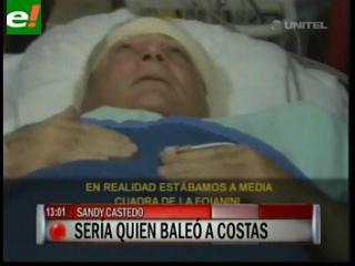 Detienen al supuesto agresor de Rubén Costas