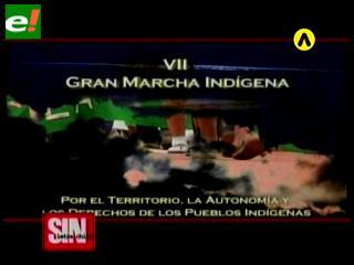 VII Gran marcha indígena: por el territorio, la autonomía y los derechos de los pueblos indígenas