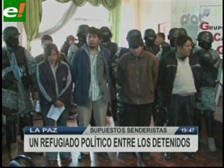 """Policía boliviana captura a cuatro """"senderistas"""" buscados por la justicia peruana"""