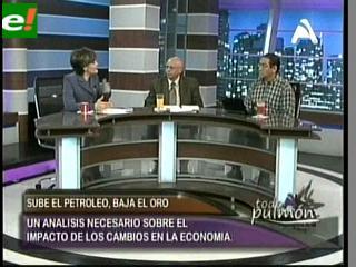 Economistas analizan efectos de la crisis financiera