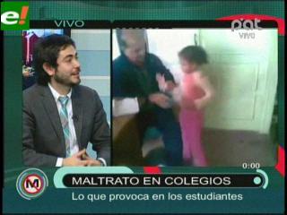 ¿Cómo prevenir el maltrato de niños en los colegios?