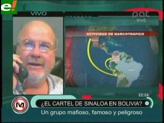 "Gerardo Reyes de Univisión: ""Óscar Nina tenía compromisos de protección con narcos"""
