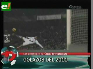 Los mejores goles del 2011