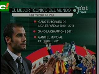 """""""Rey"""" Guardiola"""