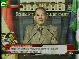 Gobierno rechaza juicios por muertes en Yapacaní