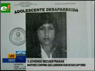 Huyen 3 jóvenes secuestradas de un galpón en el Faro Murillo