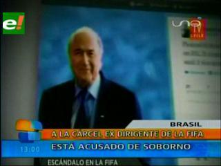 La FIFA confesó que Joao Havelange aceptó millonarios sobornos