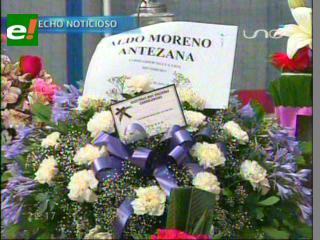 Fallece el corregidor Aldo Moreno, deja huérfana a su hija de 17 años