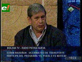 Gobierno: Teleférico La Paz-El Alto será el más grande de Sudamérica