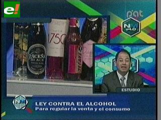 Gobierno sancionará a medios impresos que inciten al consumo del alcohol