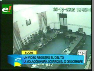 Video revela escándalo sexual en la Asamblea de Chuquisaca