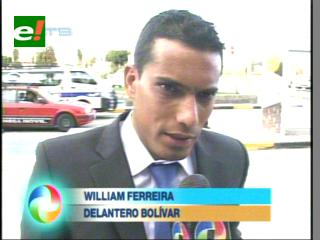 Bolívar se mide ante un Goliat