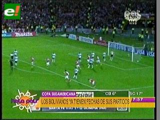 Olimpia clasifica a final de la Libertadores, pese de caer 1-0 ante Santa Fe