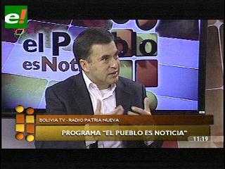 """Quintana critica gasto militar de EEUU """"para dominar el mundo"""""""