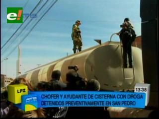 FELCN incauta en Laja más 390 kilos de cocaína proveniente del Perú, hay dos detenidos