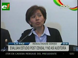 """Anuncian evaluación """"postcensal"""" con apoyo de 3 entidades internacionales"""