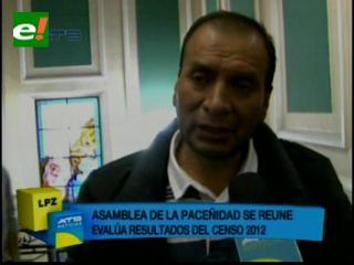 La ciudad de Santa Cruz dobla en población a la de La Paz; Asamblea de la Paceñidad anuncia cabildo