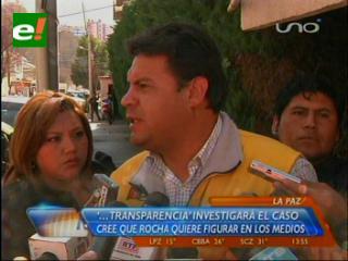 Revilla: Transparencia sabía del caso tuercas hace un mes