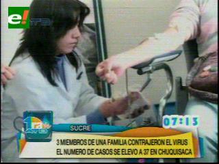 En Sucre reportan a familia con VIH sida