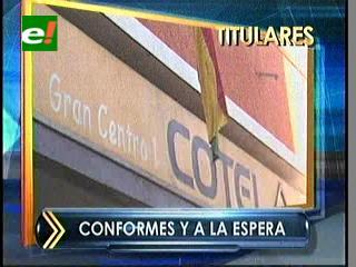 Titulares: Sindicato de Cotel apoya la intervención de Nila Heredia