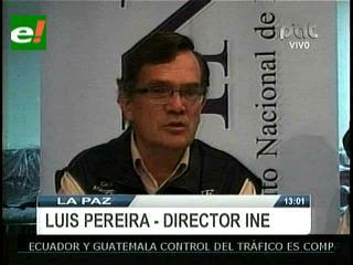 Censo Agropecuario en Oruro y Chuquisaca tiene más de 50% de avance y en Pando y Beni 25%