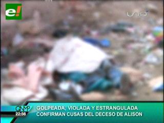 Adolescente desaparecida es hallada sin vida en El Alto