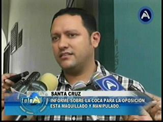 Luis Felipe Dorado: El Gobierno maquilló el estudio de la coca