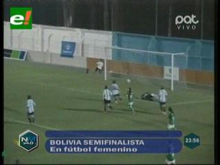 Presidente celebra pase de Bolivia a semifinales del Sudamericano Femenino