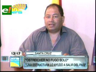 Romero: Declaraciones de Ostreicher confirman que EEUU gestionó su fuga