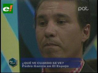 Pedro García cuenta su verdad