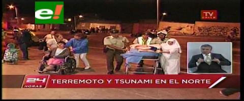 Miles retornan a casa tras sismo y tsunami en Chile