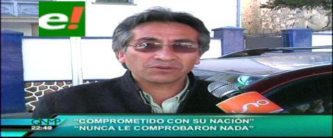 Gustavo Torrico: Núñez del Prado no tenía nada que aclarar sobre el famoso video soborno