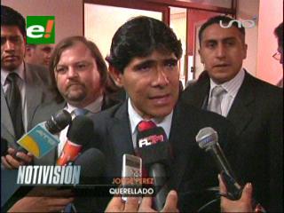 Juez suspende audiencia contra el viceministro de Régimen Interior y Policía Jorge Pérez