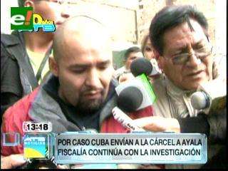 Fiscalía aprehende al cuarto implicado en el caso Cuba
