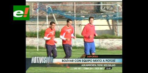 """Otro"" Bolívar se verá en Potosí"