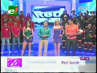 "Arrancó ""Red Social"""