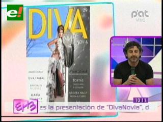 """Esta noche el desfile  de """"Diva Novia"""""""