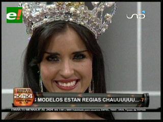"""Paola Sánchez: """"Como Reina Mundial de la Piña tengo muchas actividades en Colombia"""""""
