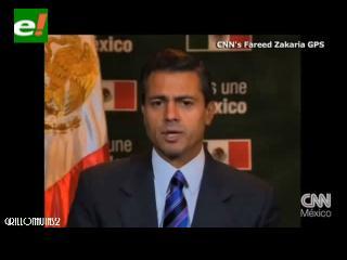 Enrique Peña Nieto es ridiculizado en México por esta entrevista con CNN
