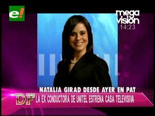 """Natalia Girard: """"PAT me ofreció la comodidad de poder hacer mi emprendimiento"""""""