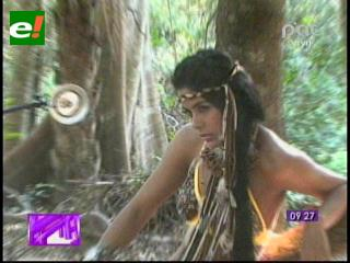 La moda llega desde la Amazonía