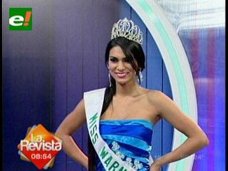Miss Warnes 2012 es Dayana Romero