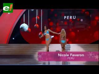 Tropiezos y caídas en Miss Universo 2012