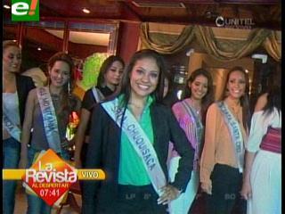 Miss Bolivia 2013: Hoy inicia oficialmente