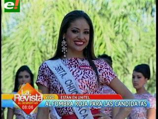 Miss Bolivia 2013: Conoce a las candidatas