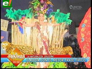 Miss Bolivia 2013: Así se vivió la antesala en la bella Tarija