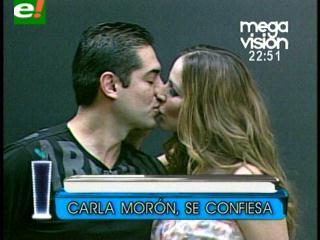 """Carla Morón: """"Él me acepta como soy, por eso amo a mi marido"""""""