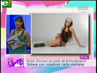 Vivian Donoso forma parte de EHB